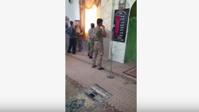 Photo of فيديو: الجيش الوطني السوري يرفع الآذان في مدينة رأس العين بعد تحرير أجزاء منها من ميليشيات قسد