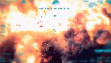 Photo of بالفيديو؛ لحظة استهداف الطيران التركي موقعاً لنقل الذخيرة تابع لميليشيات قسد