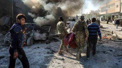 Photo of (فيديو) 40 شهيداً وجريحاً إثر انفجار مفخخة جديدة في مدينة رأس العين