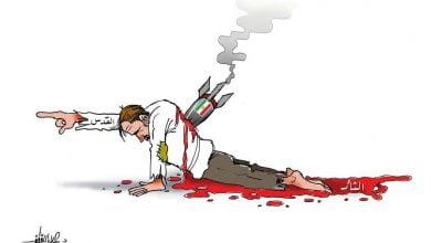 Photo of كاريكاتير ..  الثائر