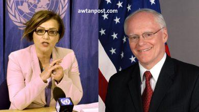 Photo of أمريكا توجه رسالة للسوريين بمناسبة شهر رمضان .. وبيان للأمم المتحدة يحذّر من خطر مُحدِق بجميع السوريين