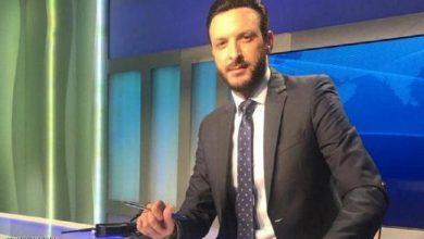 """Photo of بالفيديو: الإعلامي اللبناني """"وسيم عرابي"""" يستقيل على الهواء مباشرةً ويهـ.ـاجم المسؤولين"""