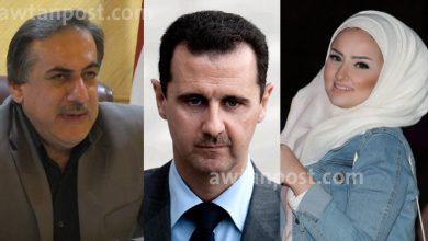 """Photo of كل كلمة محسوبة عليكم .. معلمة تشغل المسؤولين بأمنية لها من """"ثلاثة كلمات"""" على صفحة بشار الأسد!"""