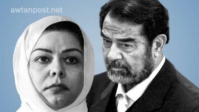 Photo of رغد صدام حسين تنشر رسالة لوالدها بخط يده قبيل إعـ.ـدامه