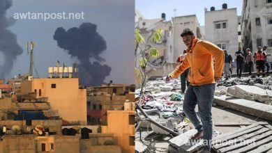 Photo of قصة حب بين شاب وفتاة في غزة مزقـ.ـها صـ.ـاروخ إسرائيلي تشعل وسائل التواصل (فيديو)
