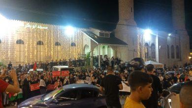 Photo of هبة فلسطينية تحرر مدينة اللد من المستوطنين وهـ.ـروب قوات الاحـتـ.ـلال وحـ.ـرق عشرات المركبات (فيديو)