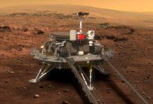 Photo of الصين ترفع علمها على سطح المريخ بكل اعتزاز