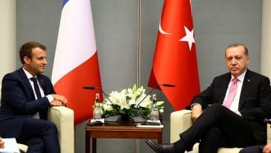 Photo of بعد القطيعة .. أردوغان وماكرون على طاولة واحدة وهذه نتائج اجتماعهما المغلق !